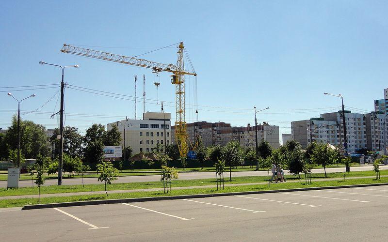 Проспект Речицкий, июль 2012, фото agiss