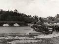 Переправа через Сож в районе Киевского спуска. 29 августа 1941 год.