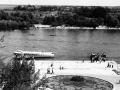 Вид на реку Сож с Киевского спуска 1970–1975