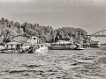 Пристань на реке Сож 1970–1975