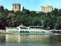 Прогулочный теплоход на реке Сож 1970–1975