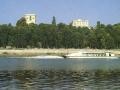 Гомельский парк из стороны Сожа 1981-1985
