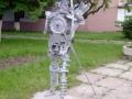 Скульптурная группа «Робовоины» в Гомеле
