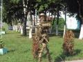 Скульптурная группа «Робовоины», фото prp