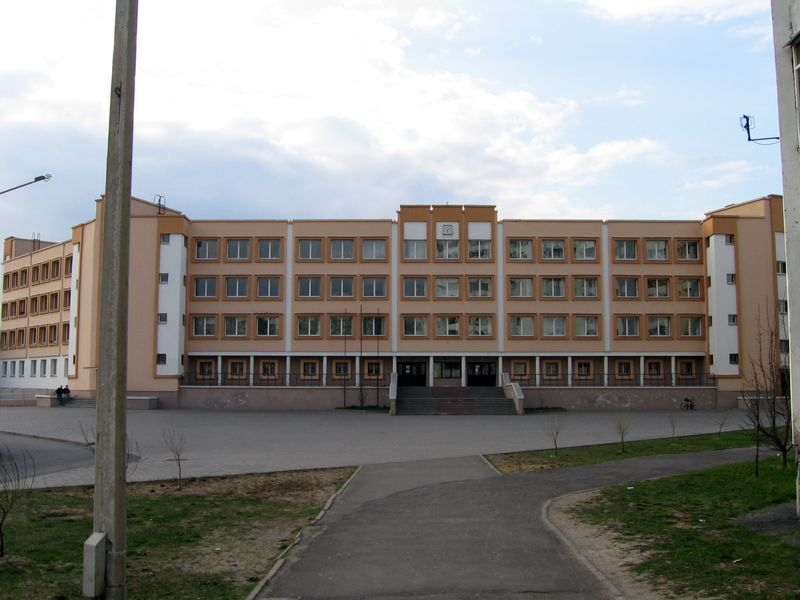 Средняя школа №67, фото funfrog