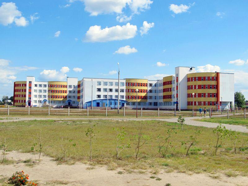 Средняя школа №72, февраль 2015, фото dasty5