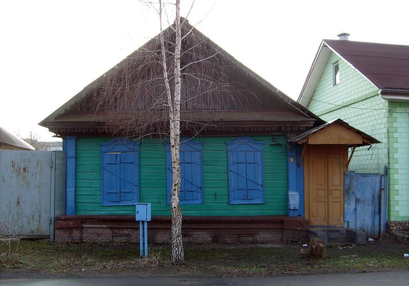 Улица Сенная, 16, декабрь 2011, фото agiss