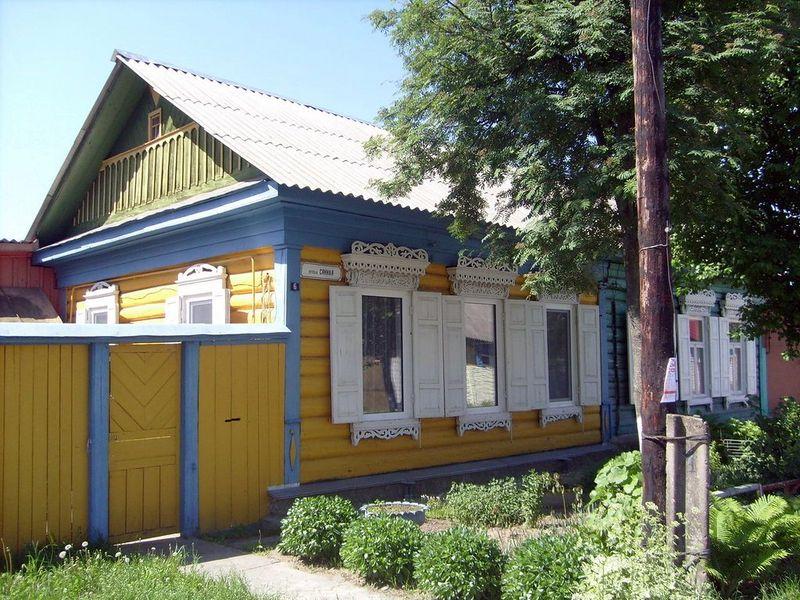 Улица Сенная, 6, май 2012, фото agiss