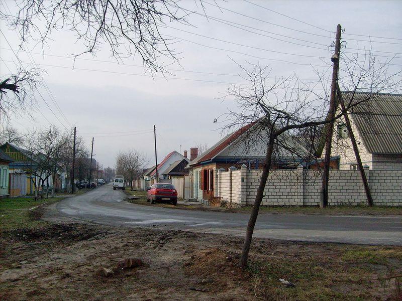 Улица Сенная, декабрь 2011, фото agiss