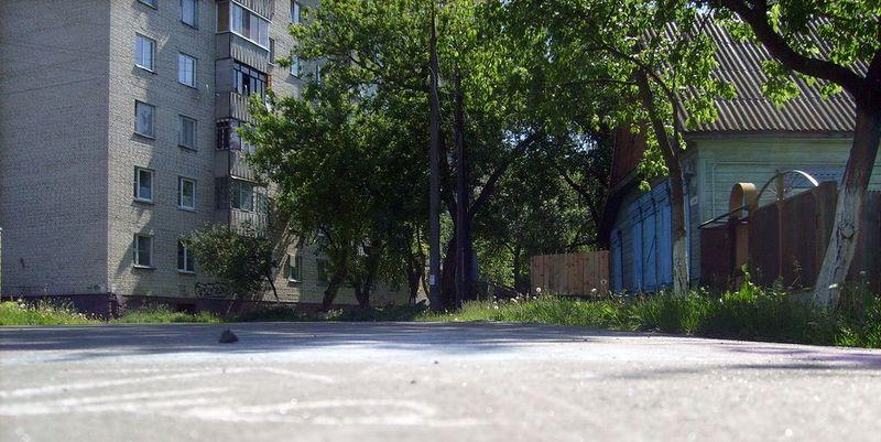 Улица Сенная, май 2012, фото agiss