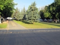 Сквер Строителей в Гомеле