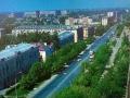 Улица Советская. 1980