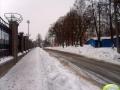 Улица Сожская, февраль 2012, фото andreipr