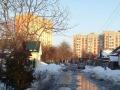 Улица Столярная, март 2012, фото agiss
