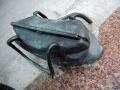 Скульптура «Студентка» в Гомеле