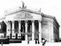 Гомельский областной драматический театр, май 1956