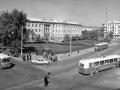 Площадь Труда, август 1964