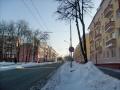 Улица Трудовая, февраль 2012, фото agiss