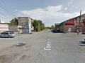 Улица Гомельская в Орске, 2012, фото Карты Google