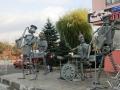 Скульптурная композиция «ВИА-35», фото balykvlad