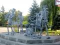 Скульптурная композиция «ВИА-35», фото prp