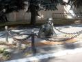 Скульптура «Водопроводчик» в Гомеле, второй вариант