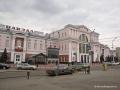 Железнодорожный вокзал. Апрель 2010. Фото darriuss