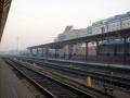 Железнодорожный вокзал. Фото х16