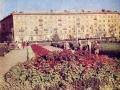 Привокзальная площадь. 1965-70