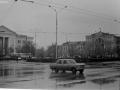 Привокзальная площадь. Фото Лебедев В.А. 1975-76