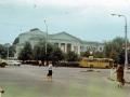 Привокзальная площадь. 1985-86