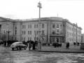 Привокзальная площадь, 1952