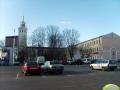 Площадь Восстания. Фото andreipr. Апрель 2012.