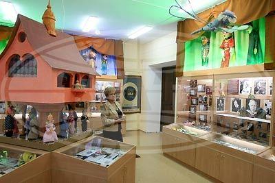 В Гомеле открыт музей истории театра и театральных кукол