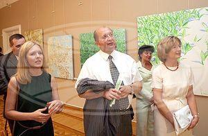 """Выставка """"Современное латвийское искусство"""" открылась в Гомеле"""