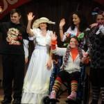В Гомеле прошёл областной фестиваль творчества детей-инвалидов «Шаг за шагом к радости»