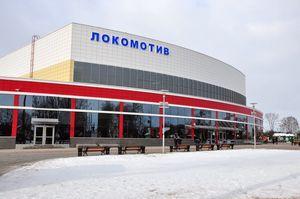 В Гомеле открылся универсальный спортивный зал игровых видов спорта
