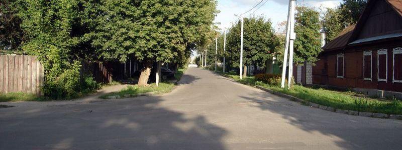 Максима Горького, улица