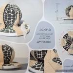 Эскизные проекты для Аллеи Дружбы в Гомеле