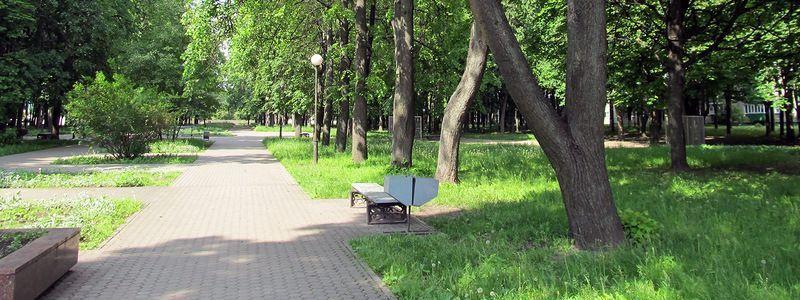 Сквер имени Шевченко