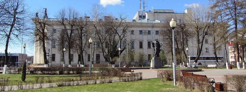 Сквер имени Кирилла Туровского