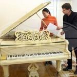После прохождения реставрации старинный рояль украсит дворец Румянцевых-Паскевичей
