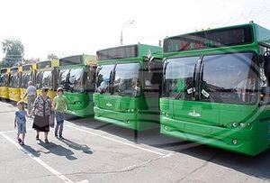 Гомель получил новые автобусы для городских маршрутов