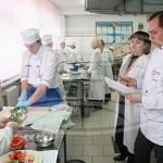 Конкурс среди будущих кулинаров проходит в Гомеле