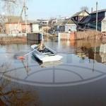 Паводковая ситуация на реке Сож продолжает оставаться сложной
