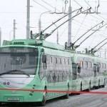 В Гомеле открылась новая троллейбусная линия