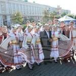 Гомельчане приняли участие в праздновании дня города-побратима Курска
