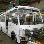 На Гомельском АРЗ начали сборку нового маломестного автобуса