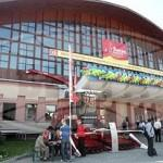 """Свыше 200 производителей из 10 стран представили продукцию на выставке """"Весна в Гомеле"""""""