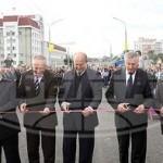 Автомобильный мост через реку Сож открылся в Гомеле после реконструкции
